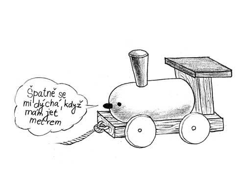 lokomotiva